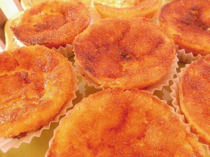 Ventura´s kitchen: Queijadinhas de Laranja e Coco