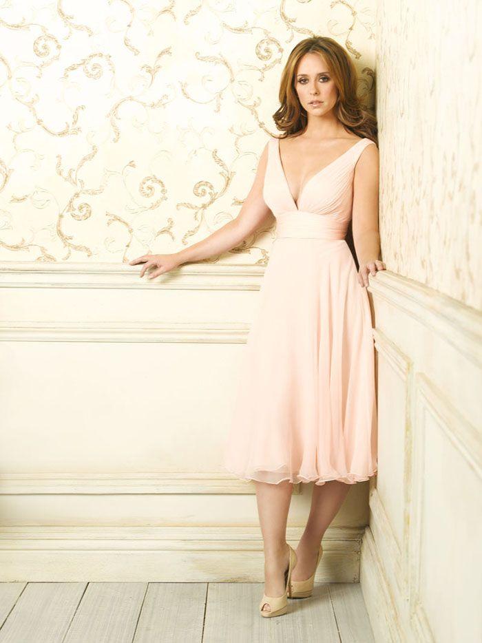 Дженнифер Лав Хьюитт (Jennifer Love Hewitt) в фотосессии для сериала «Говорящая с призраками» (Ghost Whisperer), 3-й сезон, фотография 4
