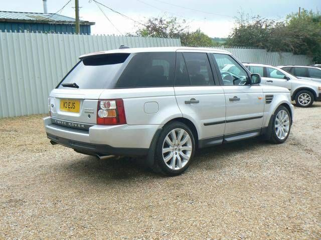 2005 Range Rover Sport 4.2 V8 Supercharged 5-door auto 4x4. Silver. FSH. Click on pic shown for loads more.