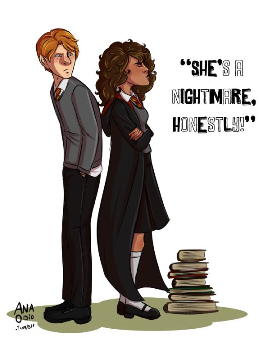 Image result for romione fan art
