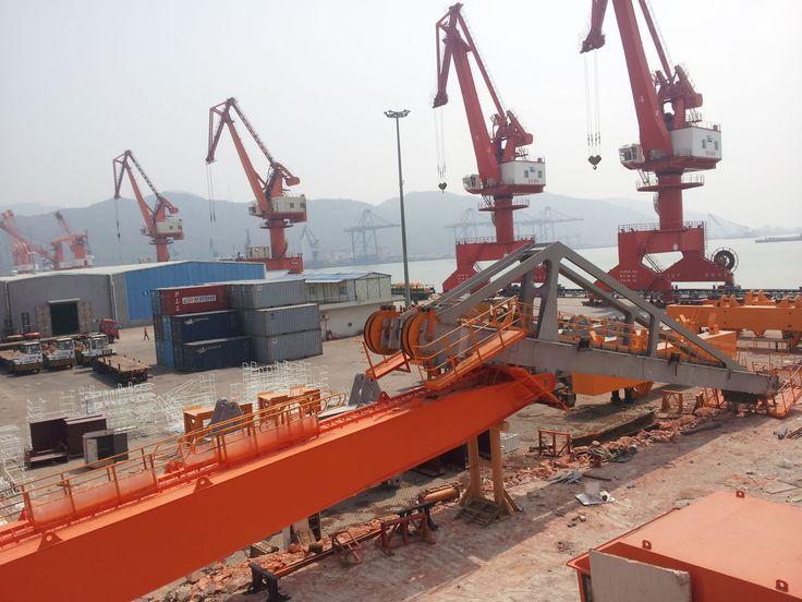 PDC Shipyard Jib Crane