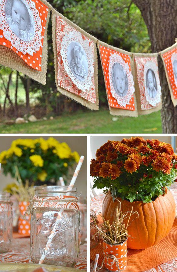 pumpkin patch party idea