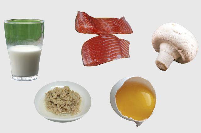 5 أطعمة تحتوي على فيتامين د Food Egg Cup Condiments