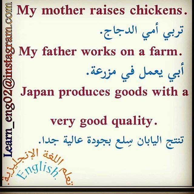 Pin By Reem On Arabic English Words Learn English English Language Learning Grammar