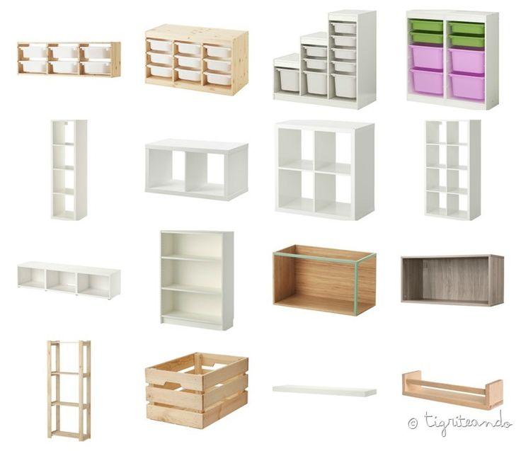 1000 ideas about ikea montessori on pinterest montessori toddler bedroom - Table lumineuse ikea ...