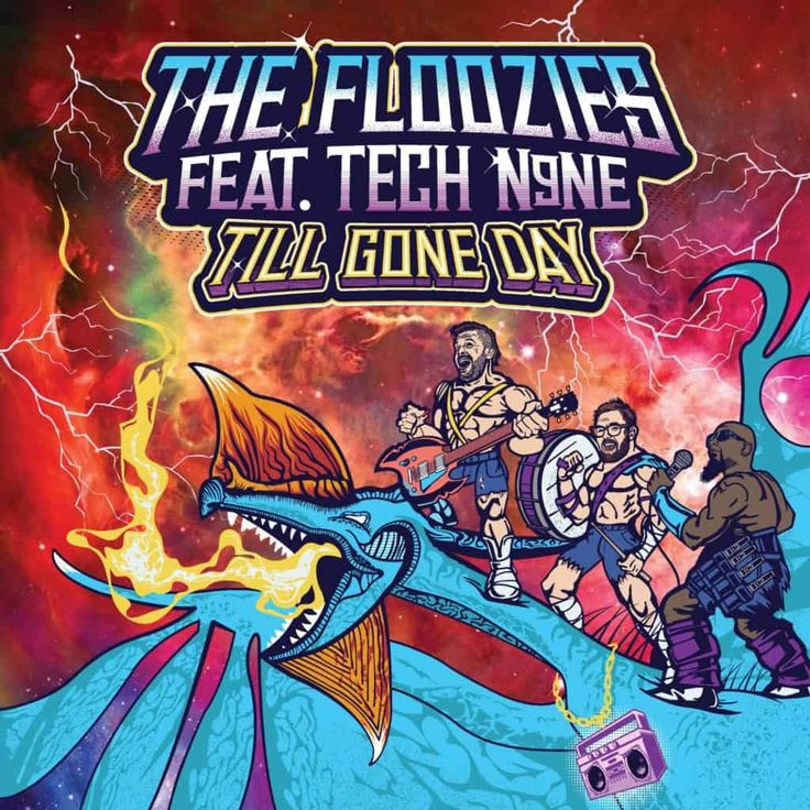 "The Floozies Drop New Album Single ""Till Gone Day"" with"