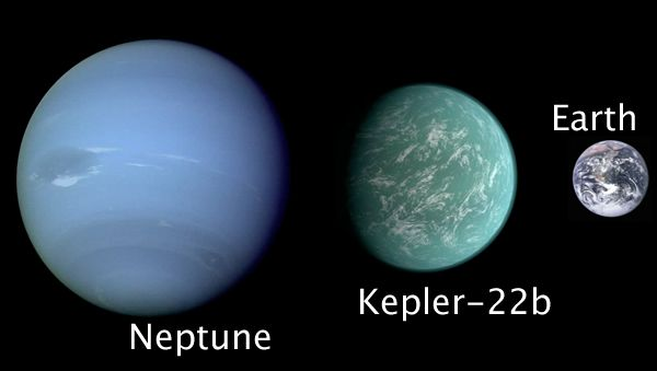 earth like planets kepler 22b - photo #9