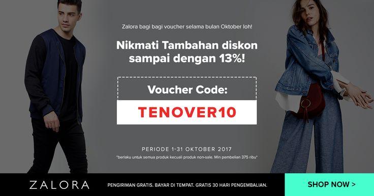 Toko online ZALORA Indonesia adalah pusat belanja fashion online terbesar di Indonesia yang dapat menjawab kebutuhan fashion pria dan fashion wanita dengan menawarkan brand-brand terkemuka, baik lokal maupun internasional.