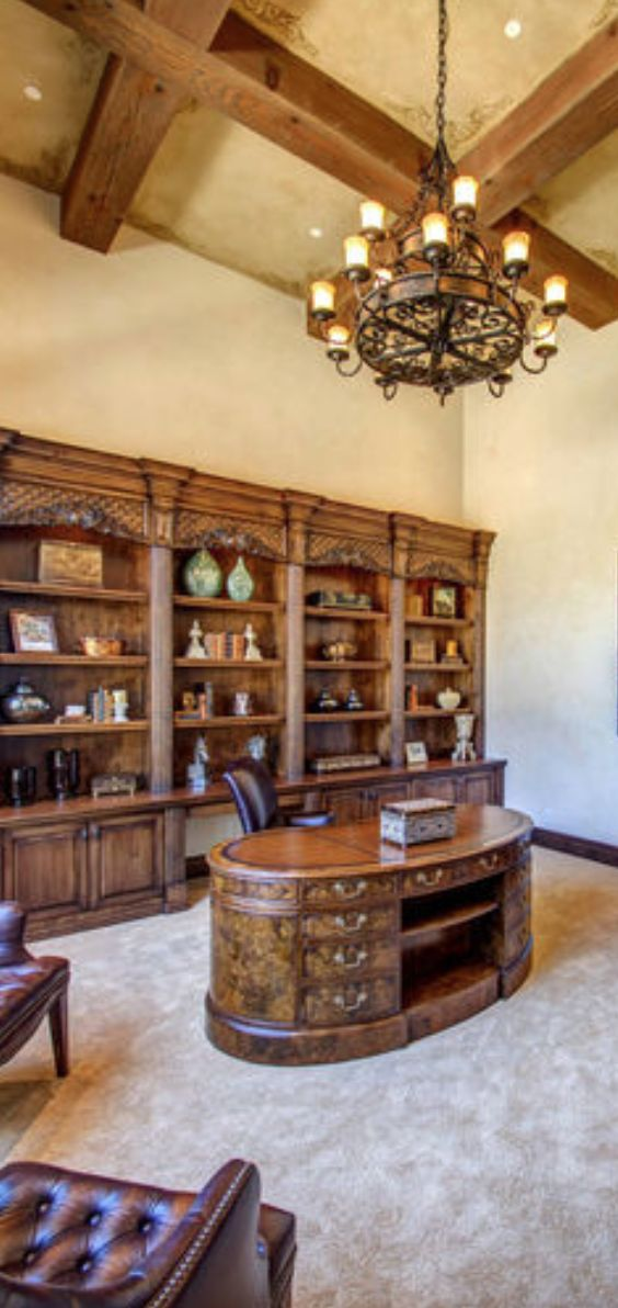 tuscan office