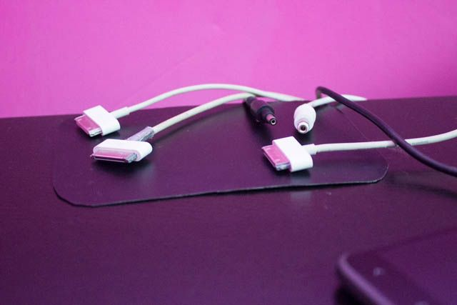 Build Your Own: MOS Magnetic Cable Organizer   image