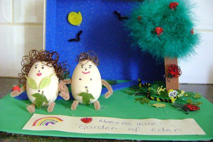 Easter eggstravaganza: