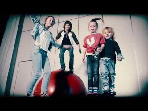 WE Fashion - Jog Denim Kids
