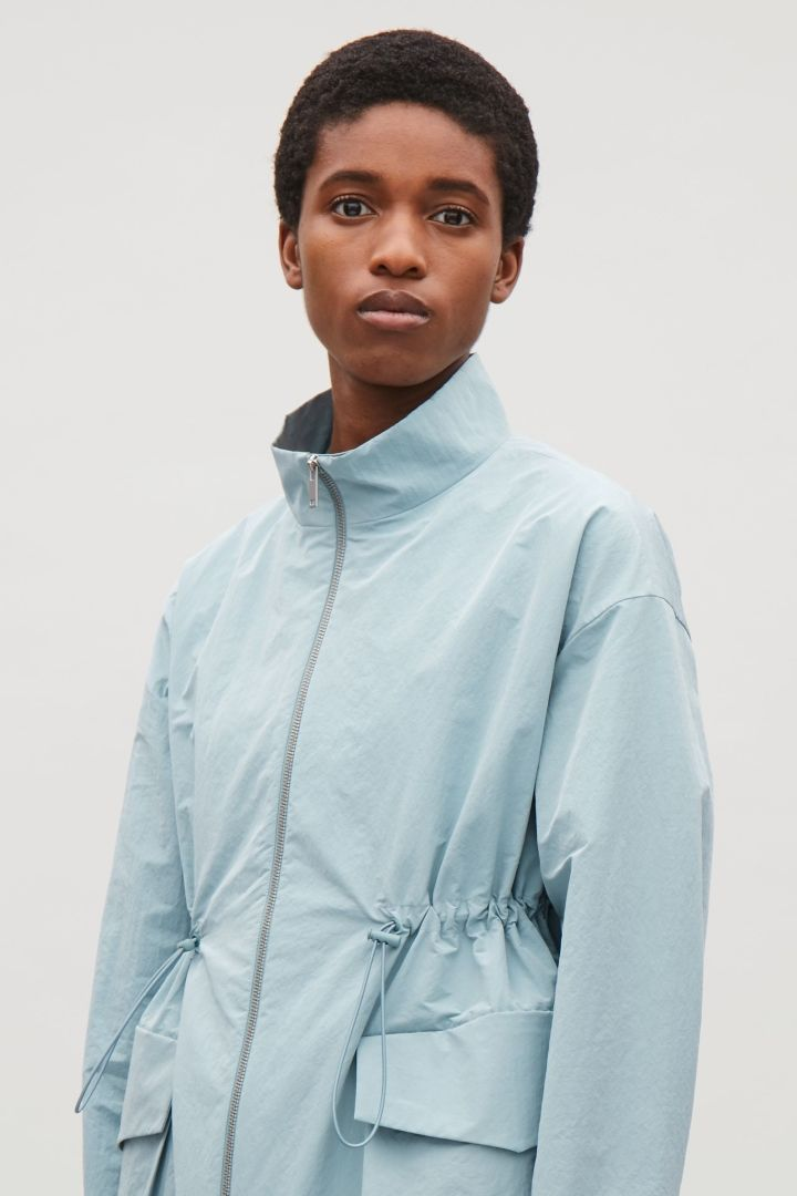 COS | Jacket with drawstring waist