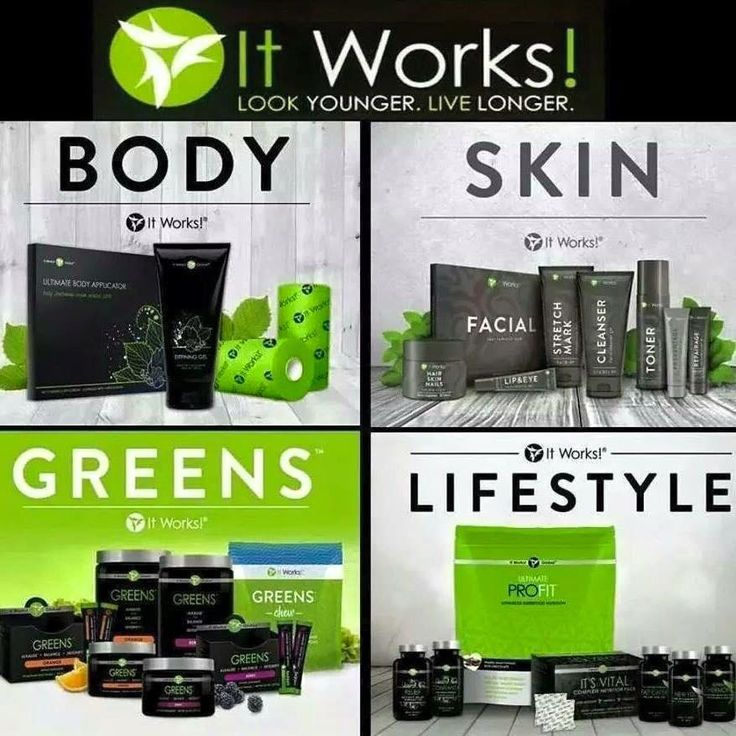 Have you tried that crazy wrap thing? How about one of our other products - we have something for everyone!!