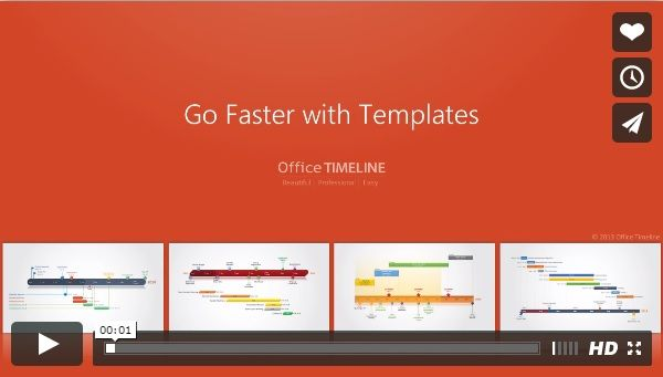 14 best Timeline Maker Tutorials images on Pinterest Corporate - what does a gantt chart show