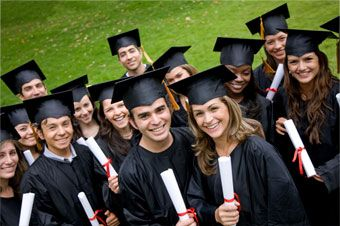 I hope I graduate frome the university with my friends