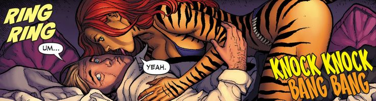 Tigra Mighty Avengers #3