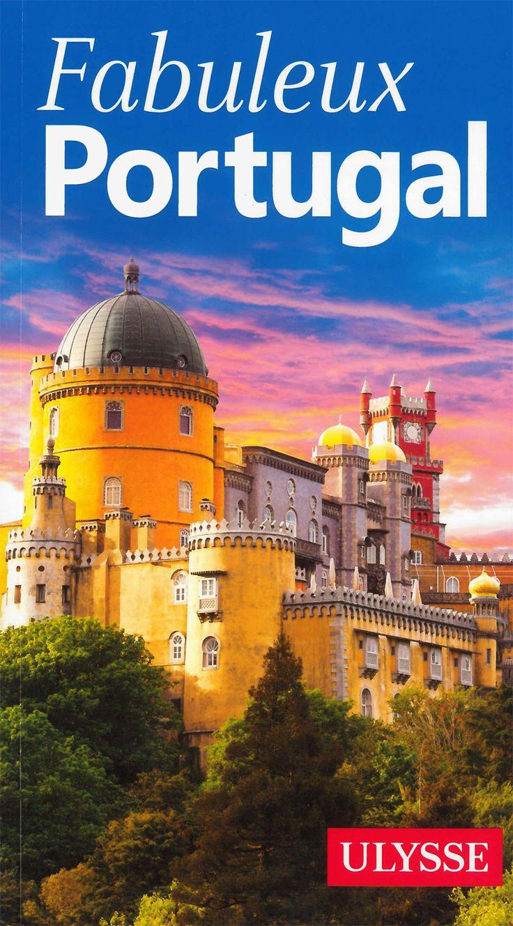 Fabuleux Portugal - Marc Rigole - 256 pages, Couverture souple. Photos et cartes en couleurs. -   Référence : 00045958 #Livre #Lecture #Cadeau #Beauxlivres #Voyage #Vacances #Tourisme