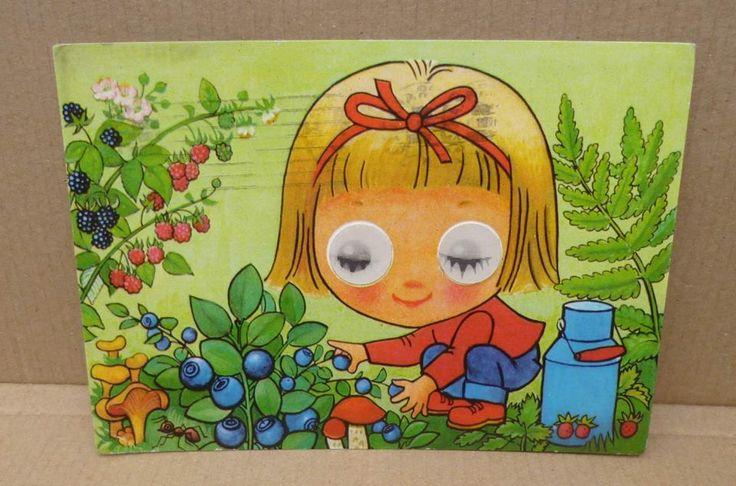 žmurkacie pohľadnice