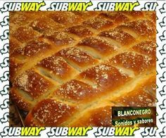 Subway sandwich (pan hecho en casa) - Taringa!