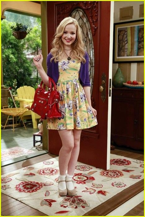Dove Cameron plays the Rooney sisters on Liv&Maddie