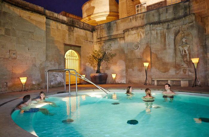 Thermae Bath Spa- Cross Bath