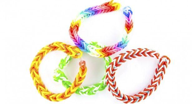 Comment faire un bracelet rainbow loom ?