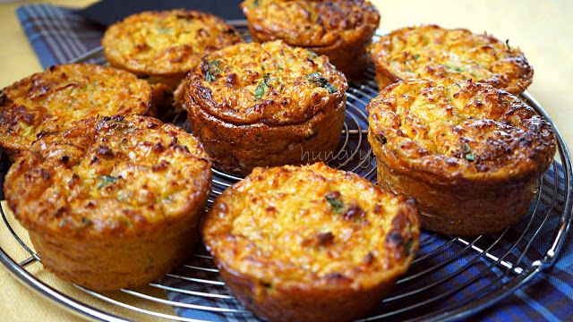 Kitchen Stories: Baked Zucchini Carrot Fritters