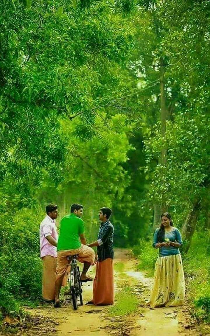 Pin By Sijo Vijayan On My Board Village Photography Indian Village Photography