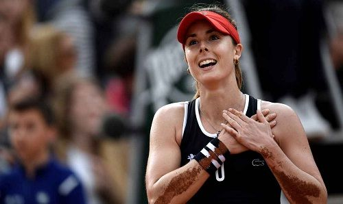 VIDEO: Alize Cornet Accused of Faking Injury During Her Match Against Tatjana Maria at French Open - http://www.tsmplug.com/tennis/video-alize-cornet-accused-of-faking-injury-during-her-match-against-tatjana-maria-at-roland-garros/