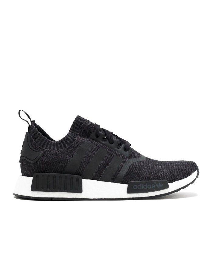 online store e5157 b3f19 ... Chaussure Adidas Hiver Laine NMD R1 Primeknit BB0679  Homme Femme  Baskets Adidas Orininals NMD Runner R1 Primeknit BA8629 Noyau Noir Blanc ...