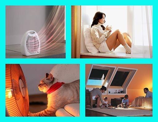 Тепло и уютно в доме круглый год