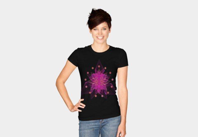 Galactic Starship T-Shirt - Design By Humans