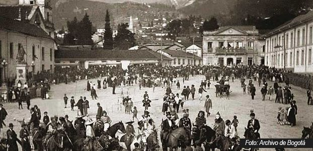 El antiguo municipio de Usaquén
