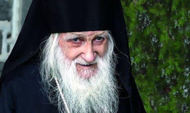 ΣΕ ΗΛΙΚΙΑ 102 ΕΤΩΝ Εκοιμήθη ο γηραιότερος μοναχός του Αγίου Όρους Εκοιμήθη σε ηλικία 102 ετών ο γ...