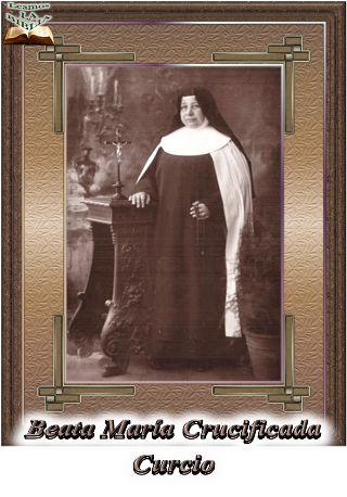 Leamos la BIBLIA: Beata María Crucificada Curcio