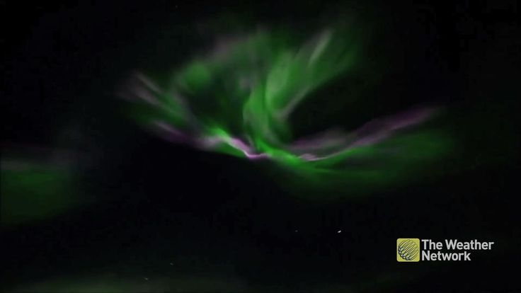 'Dancing Dragon' captivates in skies over Yellowknife, must-see video