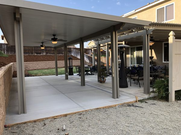 Alumawood Patio Covers For Sale In Moreno Valley Ca Backyard