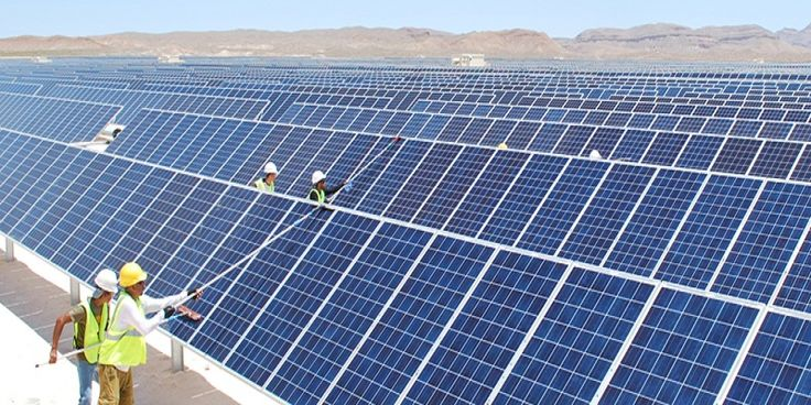 Solar Panels Las Vegas - Quotes From Best Solar Companies are a licensed solar panel installer with expertise in solar design, product acquisition and high volume installations. To get the best quotes for solar panels Las Vegas we need few details about you, your home and present electricity usage.