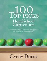This book has been a huge leg up for me as I start homeschooling this year. Several  homeschooling mom's have said they wished it was around when they had started for it would have saved them years of trial and error. She continues reviewing newer curriculum on her website for all to read for free.