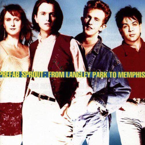 """""""Prefab Sprout / From Langley Park to Memphis - 『ベリッシマ』を聴くと、いかにこのアルバムに影響を受けていたかわかります。(91)"""""""
