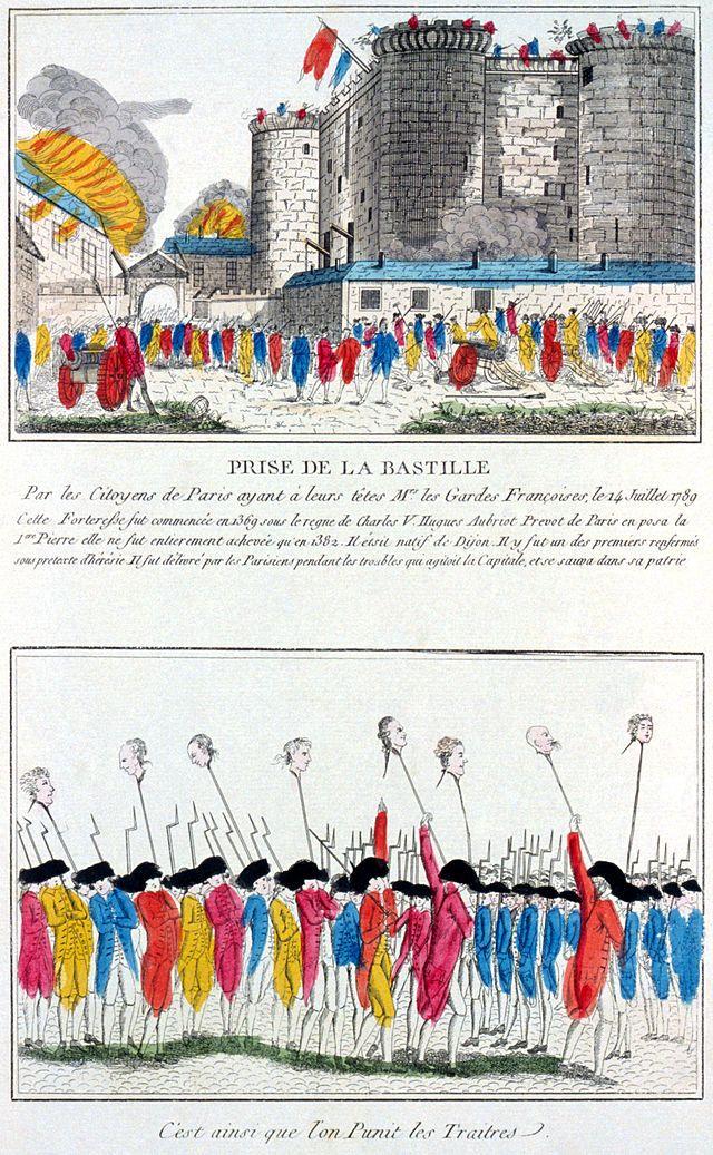bastille paris gefängnis