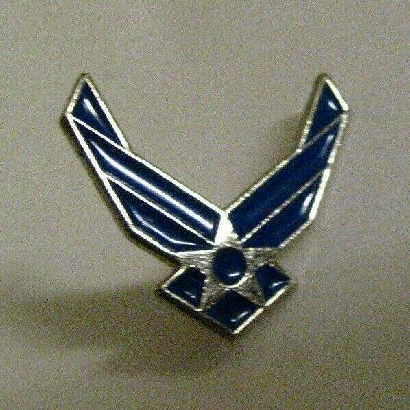 U.S Air Force  Blue an Silver Pin