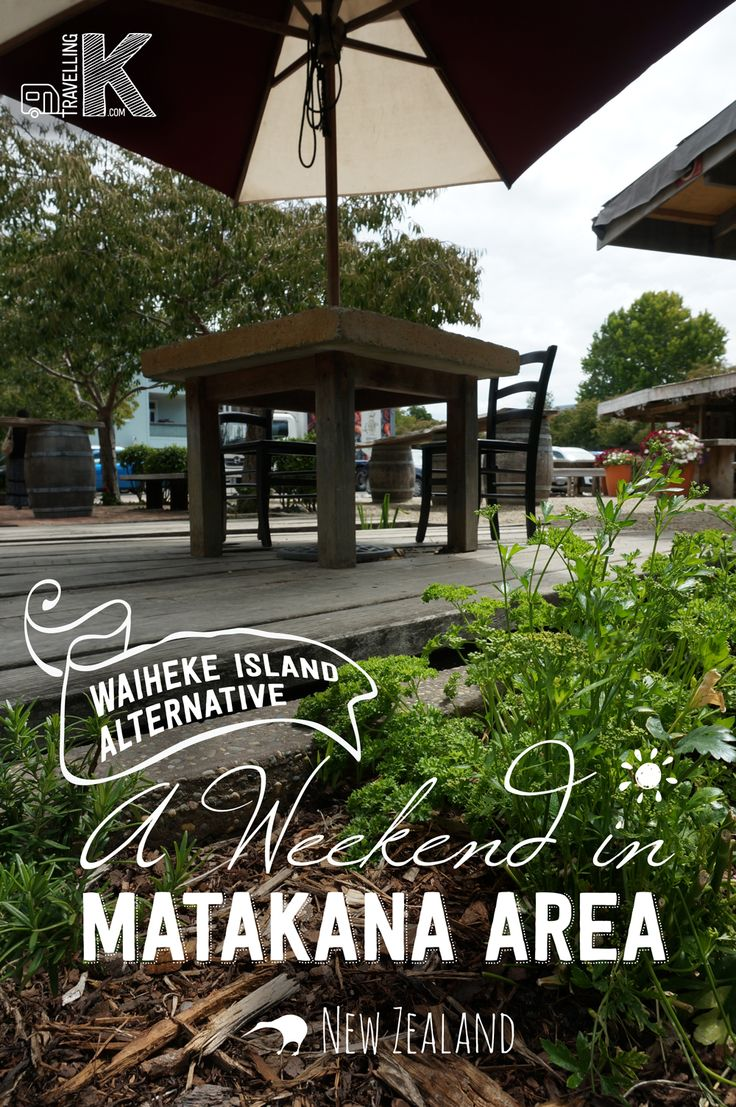 Explore the edges of Auckland. An hour north takes you to Matakana area, were you can take a ferry ride, explore its many beaches and enjoy the markets, wineries and art galleries.