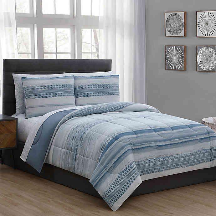 Laken Comforter Set In 2020 Comforter Sets Pattern Comforters