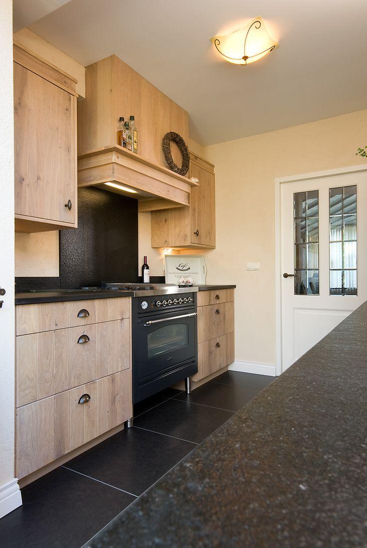 Eiken Keuken White Wash : Ash White Wash Cabinets