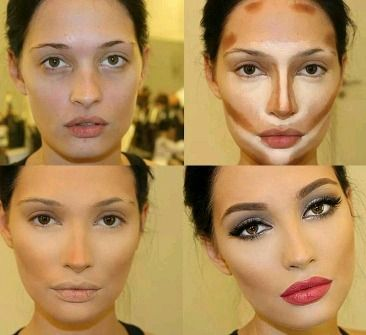 Contouring done perfectly
