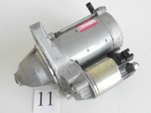 2009 LEXUS IS250 IS350 STARTER MOTOR ELECTRICAL IGNITION 28100-31070 OEM 821 #11