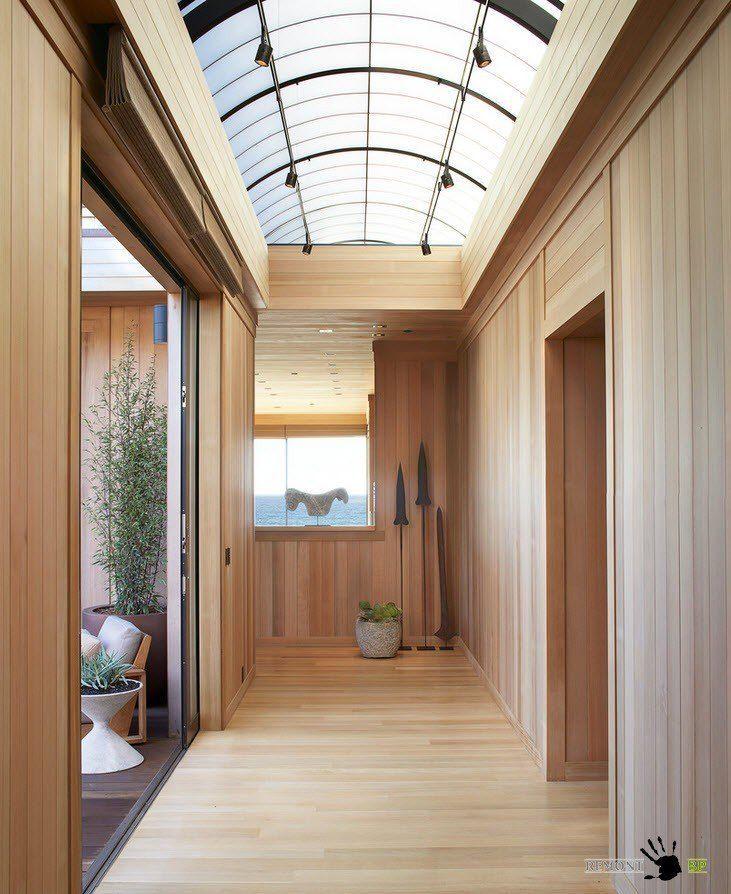 японии отделка стен в коридоре панелями фото этом