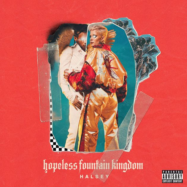 Now or Never- hopeless fountain kingdom (Deluxe) by Halsey on Apple Music